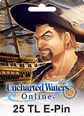 Uncharted Waters Papaya Play 25 TL Cash