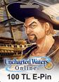 Uncharted Waters Papaya Play 100 TL Cash 1452 UWC Satın Al