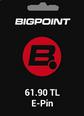 Dark Orbit 61,90 TL lik E-Pin 61,90 TL Epin Satın Al