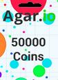 Agar io 50000 Coins 50000 Coins Satın Al