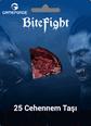 Bitefight 6 TL E-Pin 25 Cehennem Taşı Satın Al