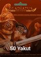 Gladiatus 12 TL E-Pin 50 Yakut Satın Al