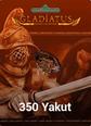Gladiatus 60 TL E-Pin 350 Yakut Satın Al