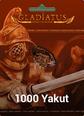 Gladiatus 150 TL E-Pin 1000 Yakut Satın Al