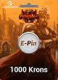 Kings Age 150 TL E-Pin 1000 Hükümdarlık (Kron) Satın Al