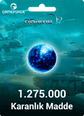OGame 150 TL E-Pin 1.275.000 Karanlık Madde Satın Al