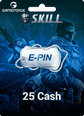 S.K.I.L.L 6 TL E-Pin 25 Cash Satın Al