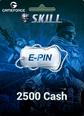 S.K.I.L.L 300 TL E-Pin 2500 Cash Satın Al