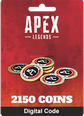 Apex Legends 2150 Coins Origin Key