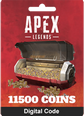 Apex Legends 11500 Coins Origin Key