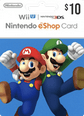 Nintendo eShop Gift Cards US 10 Dolar 10 Dolar Satın Al