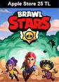 Brawl Stars Apple Store 25 TL Bakiye
