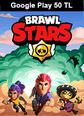 Google Play 50 TL Brawl Stars Google Play 50 TL Bakiye Satın Al