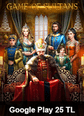 Game Of Sultans Taht-ı Saltanat Google Play 25 TL Bakiye