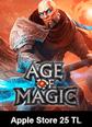 Apple Store 25 TL Bakiye Age Of Magic Apple Store 25 TL Bakiye Satın Al
