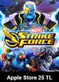 Apple Store 25 TL Bakiye MARVEL Strike Force Apple Store 25 TL Bakiye Satın Al