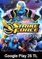 Google Play 25 TL MARVEL Strike Force Google Play 25 TL Satın Al
