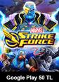 Google Play 50 TL Bakiye MARVEL Strike Force Google Play 50 TL Bakiye Satın Al