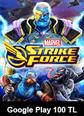 Google Play 100 TL MARVEL Strike Force Google Play 100 TL Satın Al