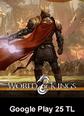 World Of Kings Google Play 25 TL Bakiye