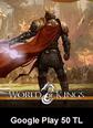 World Of Kings Google Play 50 TL Bakiye