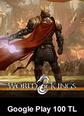 World Of Kings Google Play 100 TL Bakiye