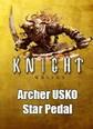 Archer USKO Star Pedal AS-116 Satın Al