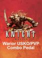 Warrior USKO/PVP Combo Pedal