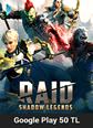 Google Play 50 TL RAID Shadow Legends Google Play 50 TL Satın Al
