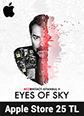 Recontact Istanbul Eyes Of Sky Apple Store 25 TL Bakiye