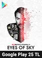 Google Play 25 TL Bakiye Recontact Istanbul Eyes Of Sky Google Play 25 TL Bakiye Satın Al