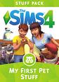 The Sims 4 My First Pet Stuff DLC Origin Key