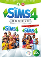 The Sims 4 Plus Cats & Dogs Bundle Origin Key PC Origin Key Satın Al