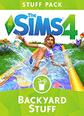 The Sims 4 Backyard Stuff DLC Origin Key