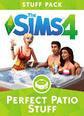 The Sims 4 Perfect Patio Stuff Pack DLC Origin Key PC Origin Online Aktivasyon Satın Al