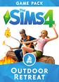 The Sims 4 Outdoor Retreat DLC Origin Key PC Origin Online Aktivasyon Satın Al