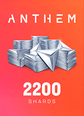 Anthem 2200 Shards Pack DLC Origin Key