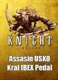 Assasin USKO Kral IBEX Pedal AS-112 Ibex Satın Al