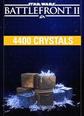 Star Wars Battlefront 2 Crystals Pack 4400 Origin Key