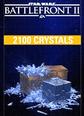 Star Wars Battlefront 2 Crystals Pack 2100 Origin Key