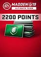 Madden NFL 19 Ultimate Team 2200 Points Pack Origin Key PC Origin Online Aktivasyon Satın Al