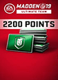 Madden NFL 19 Ultimate Team 2200 Points Pack Origin Key PC Origin Online Aktivasyon Satın Al