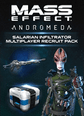 Mass Effect Andromeda Salarian Infiltrator Multiplayer Recruit Pack DLC Origin Key