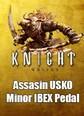 Assasin USKO Minor IBEX Pedal AS-109 Ibex Satın Al