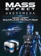 Mass Effect Andromeda Asari Adept Multiplayer Recruit Pack Origin Key