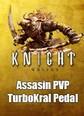 Assasin PVP TurboKral Pedal AS-107 Satın Al