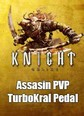 Assasin PVP TurboKral Pedal AS-107 Satın Al