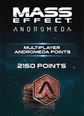 Mass Effect Andromeda 2150 Points Pack Origin Key PC Origin Online Aktivasyon Satın Al