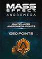 Mass Effect Andromeda 1050 Points Pack Origin Key PC Origin Online Aktivasyon Satın Al