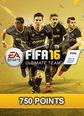Fifa 16 Ultimate Team Fifa Points 750 Origin Key PC Origin Online Aktivasyon Satın Al